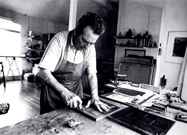 werner drewes, About the Artist