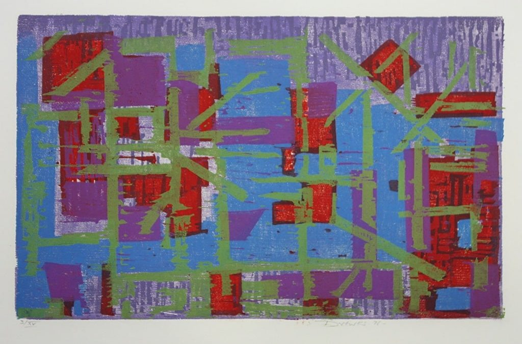 , Sept 20 – Nov 9, 2019 | William Havu Gallery – small works on paper